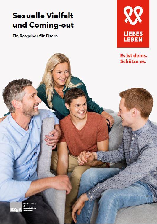 Sexuelle Vielfalt; Infos für Eltern