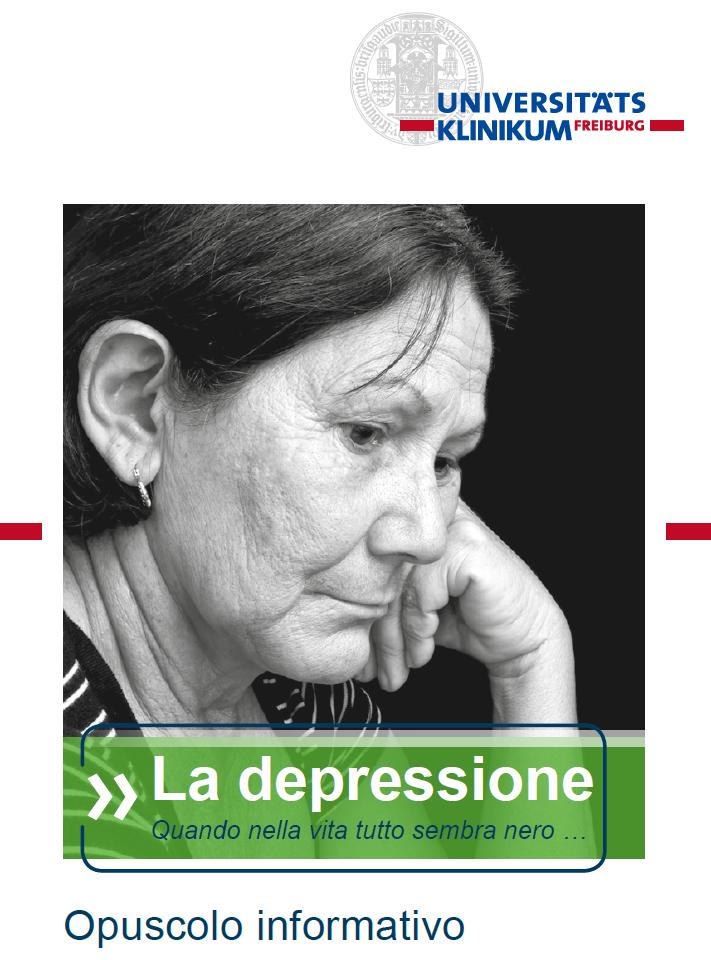 La depressione – quando della vita tutto sembra nero
