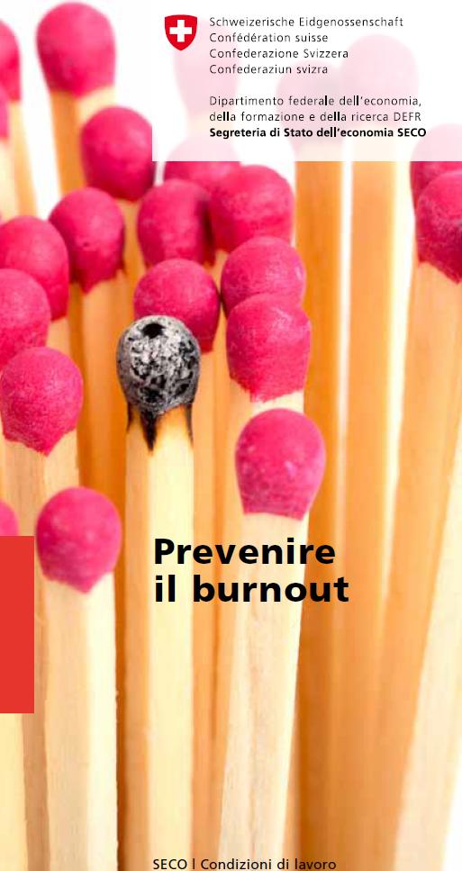 Prevenire il burnout