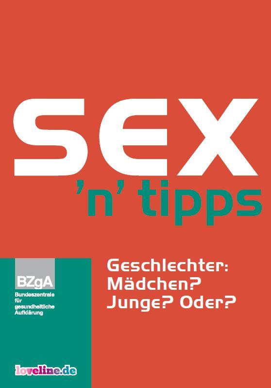 Sex`n Tipps Geschlechter
