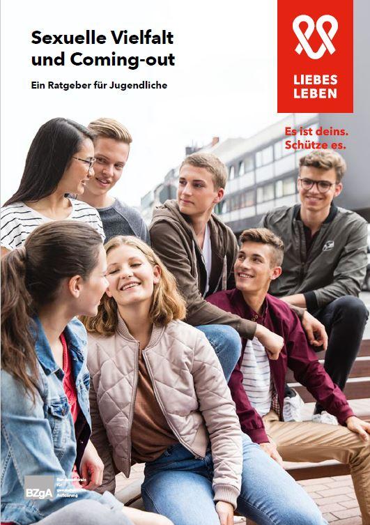 Sexuelle Vielfalt; Infos für Jugendliche