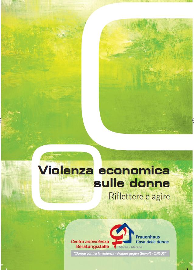 Violenza economica sulle donne – Riflettere e agire